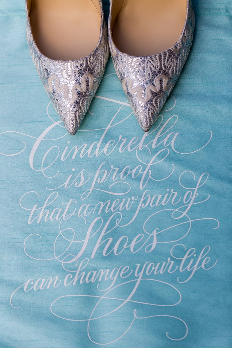Disney Weddings On Twitter Cinderella Is Proof That A New Pair Of