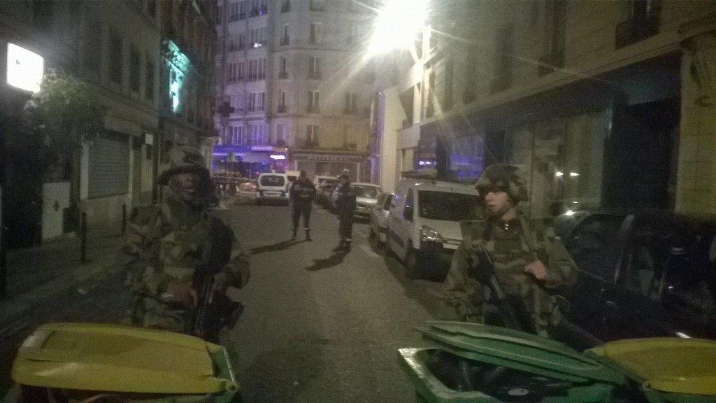Attentats terroristes, fusillades, explosions et prise d'otages à Paris: au moins 40 morts, 60 blessés, chiffres non définitifs