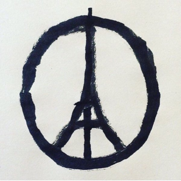 Our hearts are with with the people of Paris tonight. https://t.co/j6iAF9HIVS