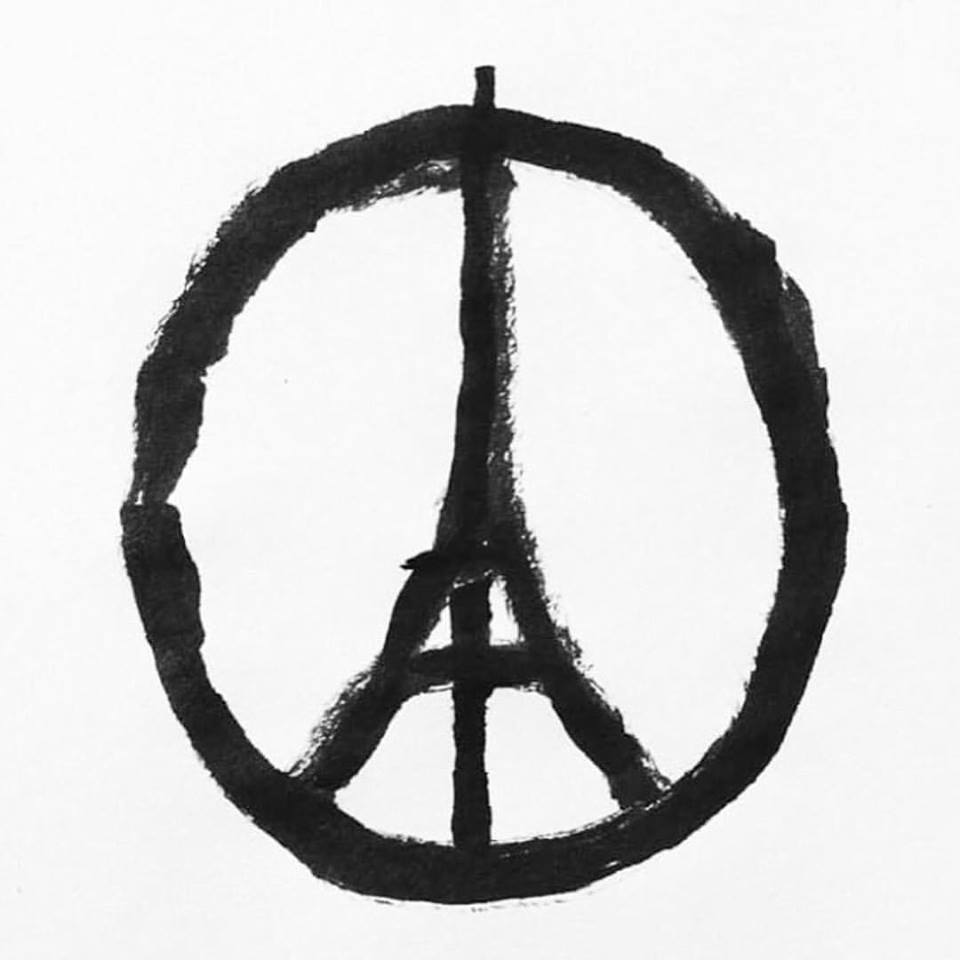 Our hearts go out to all those affected by today's attacks in Paris. #PeaceForParis https://t.co/XjaIEi9eU7