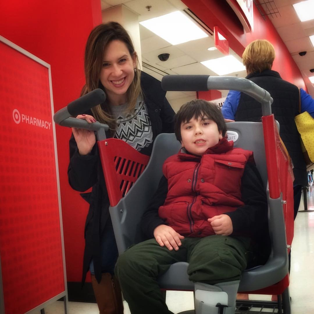Target rolls out new shopping carts designed with disability in mind