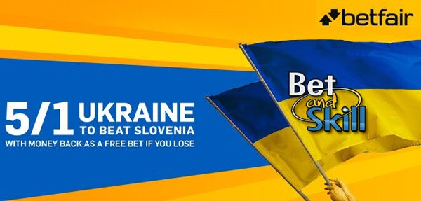 Ukraine slovenia betting preview underlay betting