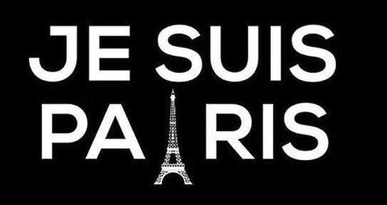 París. No me lo puedo creer. #JesuisParis https://t.co/HaTrlMjYs1