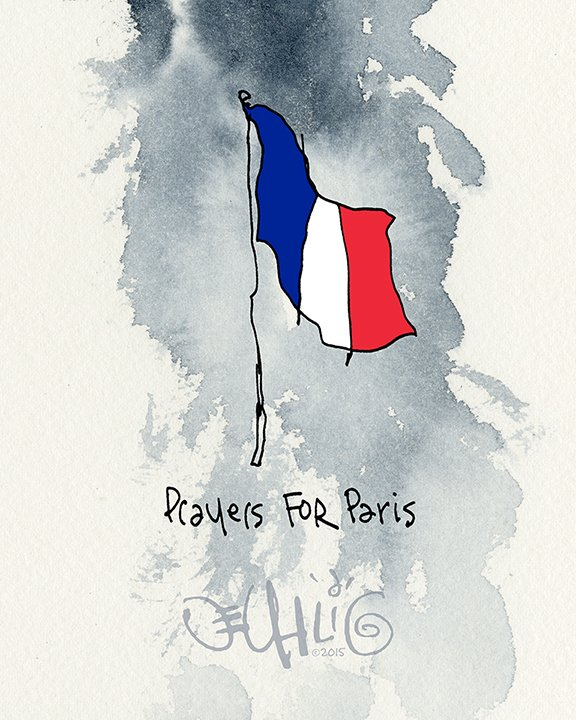 Prayers for Paris… https://t.co/IoaaRE8Cfs