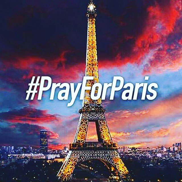 What is called for now is a radical attitude of LOVE, compassion and tolerance  of each other. #prayforparis https://t.co/7dFwCkKGOo