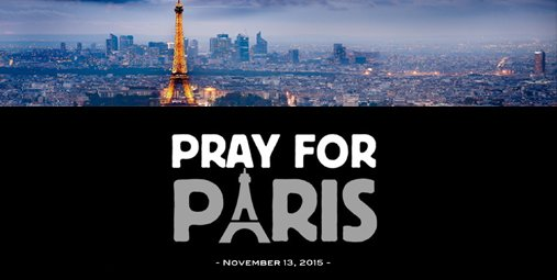 Sending my thoughts and prayers to Paris.  What a terrible tragedy that is still ongoing.  Please join me. https://t.co/PxOhTNoaq9