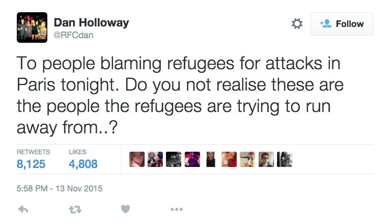 So true... #Paris #Bataclan #France https://t.co/sgst8UNQyB