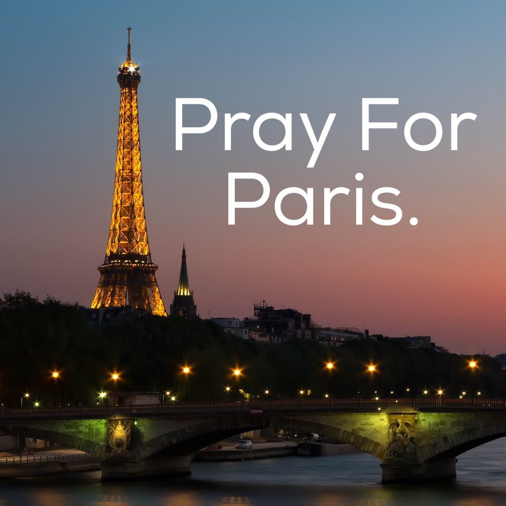 #PrayForParis https://t.co/mGrnWtu0YX