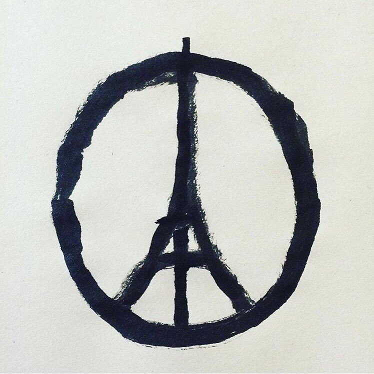 @denisohare @AnnaPaquin I live in the South of France but my heart is w/ Paris. #JeSuisParis #PrayersForParis https://t.co/uSLY3jZiFi