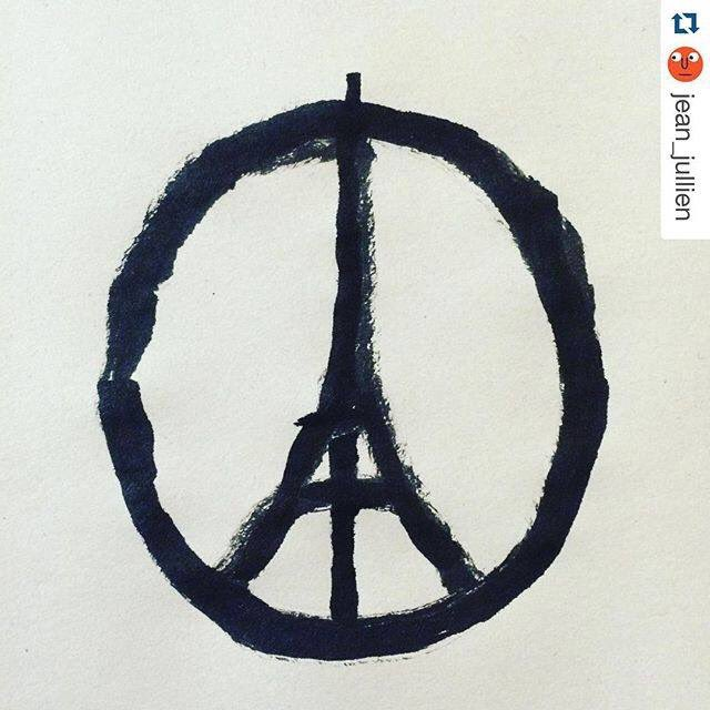 Peace for Paris. https://t.co/82xOEKk61i