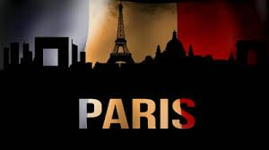 I send my love to the loving beings from Paris right now! so senseless such a nightmare! https://t.co/j3cn0cKrdV