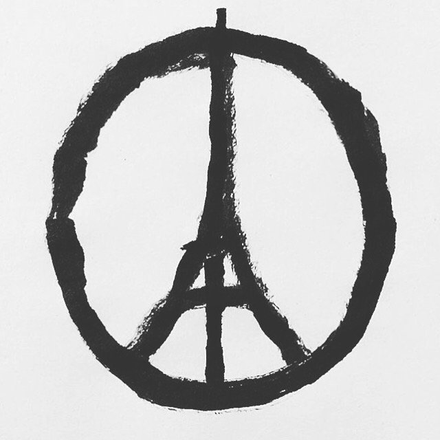 #Paris, nous sommes avec vous. https://t.co/1FA61ogv7v