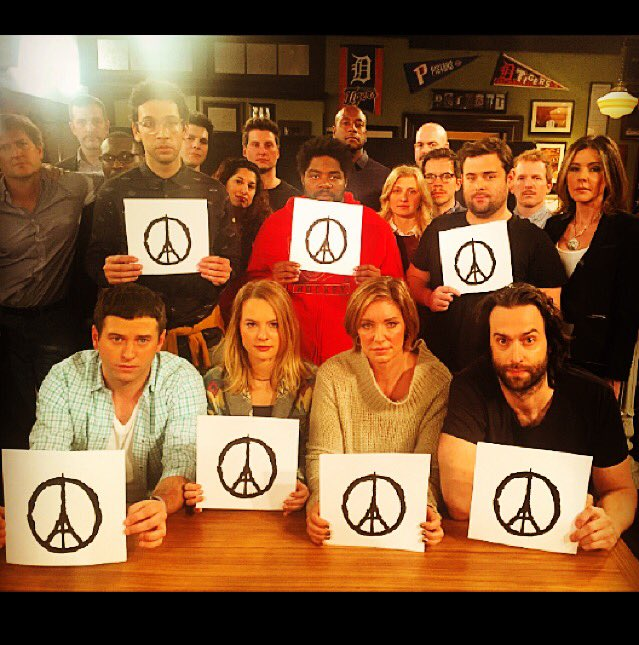 Out of respect for the terrible tragedy in Paris we did not and will not being doing an #UndateableLive tonight. https://t.co/nB2LhVPXMn
