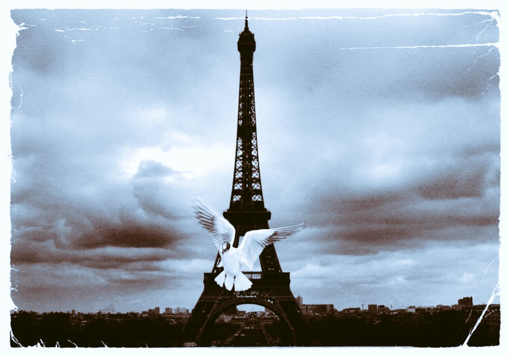 Our hearts go out to the families of the victims tonight. #ParisAttacks #peace https://t.co/88M02g9YUS
