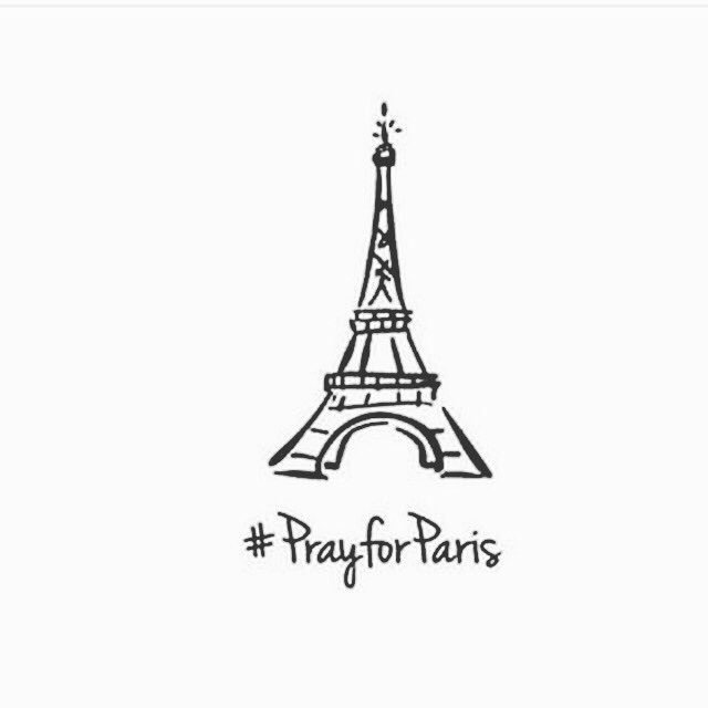 Terrible news waking up to...praying for everyone effected #PrayforParis https://t.co/c4k41Ivhq9