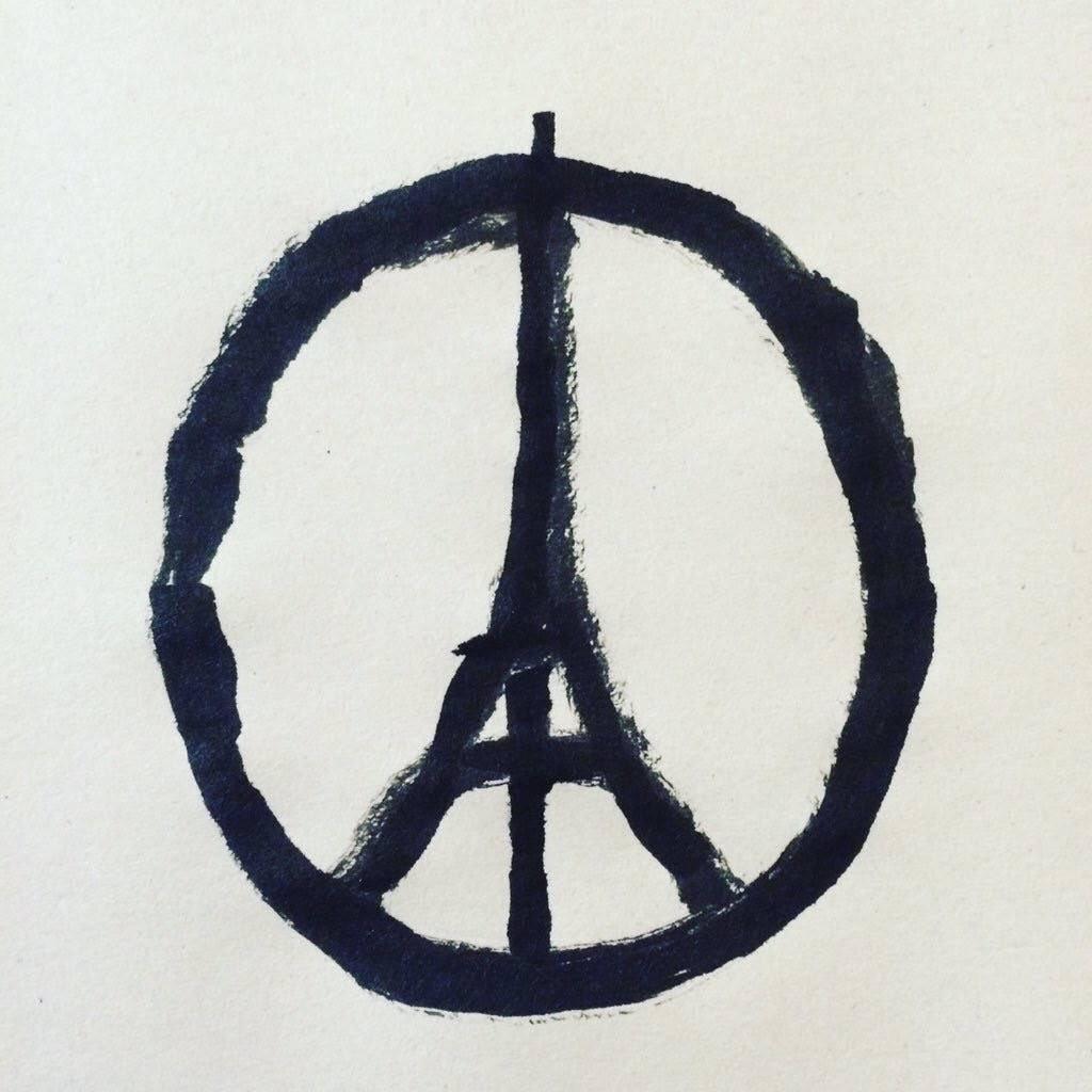 Peace is like war: If enough people want it, enough people can cause it. #PrayForParis #PrayForPeace https://t.co/Y2ol6OVLlU