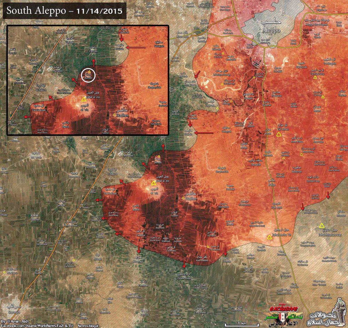 Syrian Civil War: News #3 - Page 37 CTw1WBHWUAEVMaE