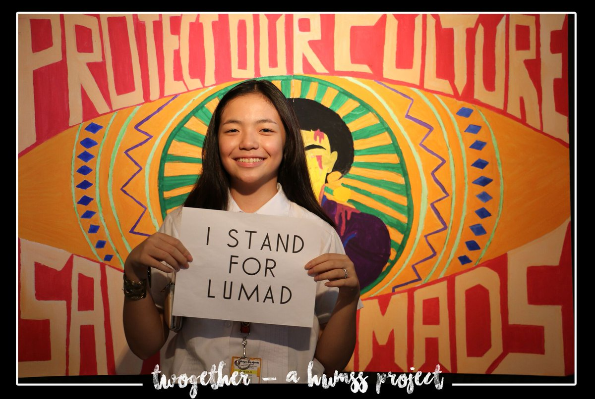 TWOgether For Lumads ( ForTheLumads)  9be45fc8a20