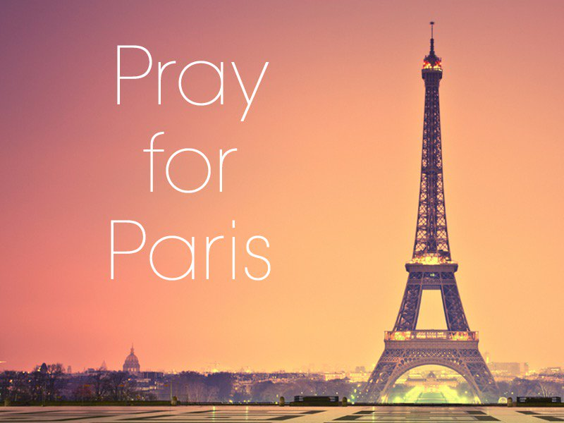 Our thoughts are with all those in Paris. https://t.co/RR4b35UiLS