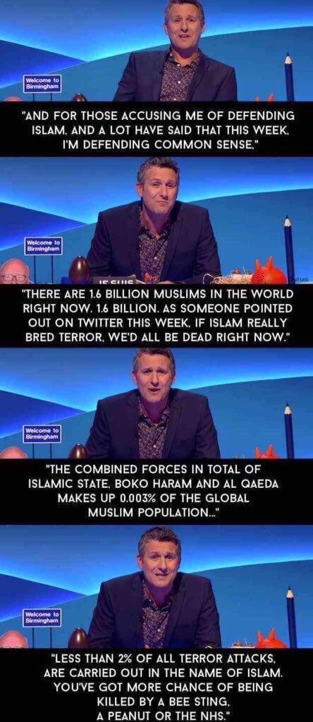 does islam promote terrorism