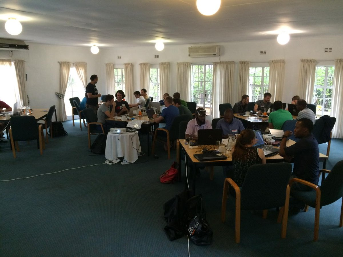 Global Day of Code Retreat photos