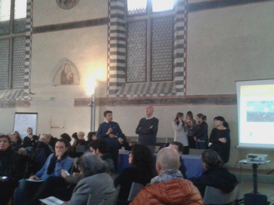 Nardella e Francini presentano i temi caldi del piano di gestione #maratonaascolto #firenzepatrimonio https://t.co/IBUctHsDNe