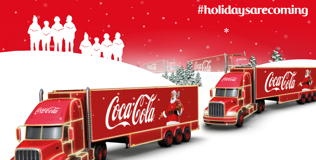 The Coke truck is coming to #Eastbourne! https://t.co/A2uh8ShWLW Retweet if you are excited! #HolidaysAreComing https://t.co/Vucsph2o0t