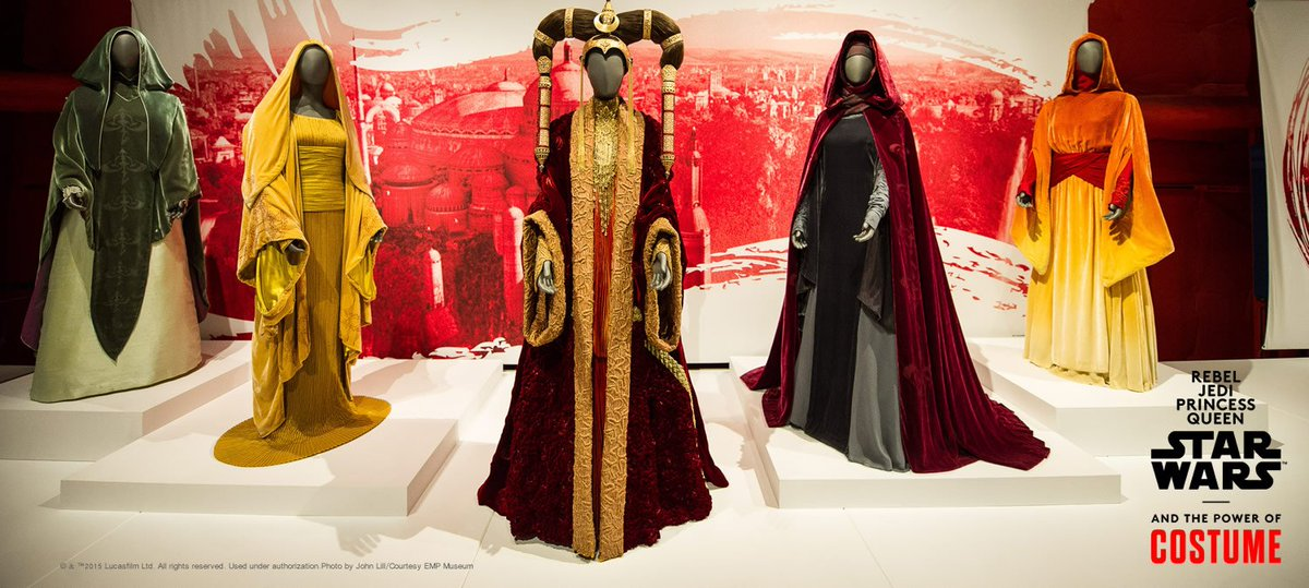 Thumbnail for Star Wars Costumes at Discovery Times Square, NYC