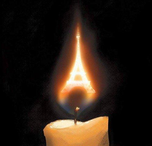 Один из террористов был гражданином Франции, - СМИ - Цензор.НЕТ 3576