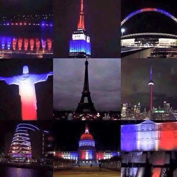 Thoughts and prayers with individials and families in #ParisAttacks . https://t.co/sROowkVyzg