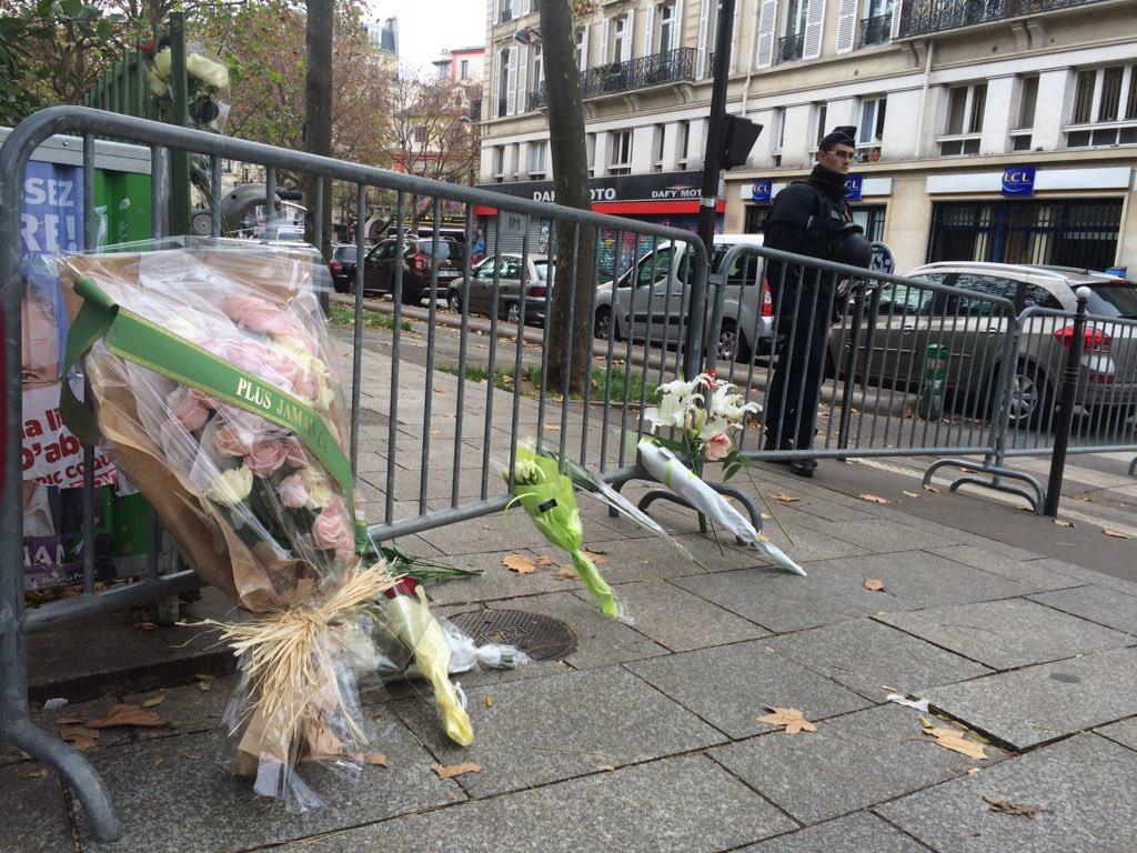 Paris Attacks Won't Change How We Live, Defiant Residents Say