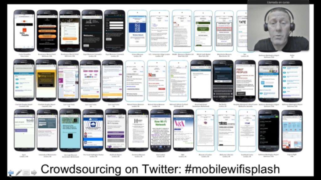 La estrategia digital en colaboración con el visitante de teléfonos móviles, que cada vez son más. #RRSSmuseos https://t.co/xt8ieIpCdT