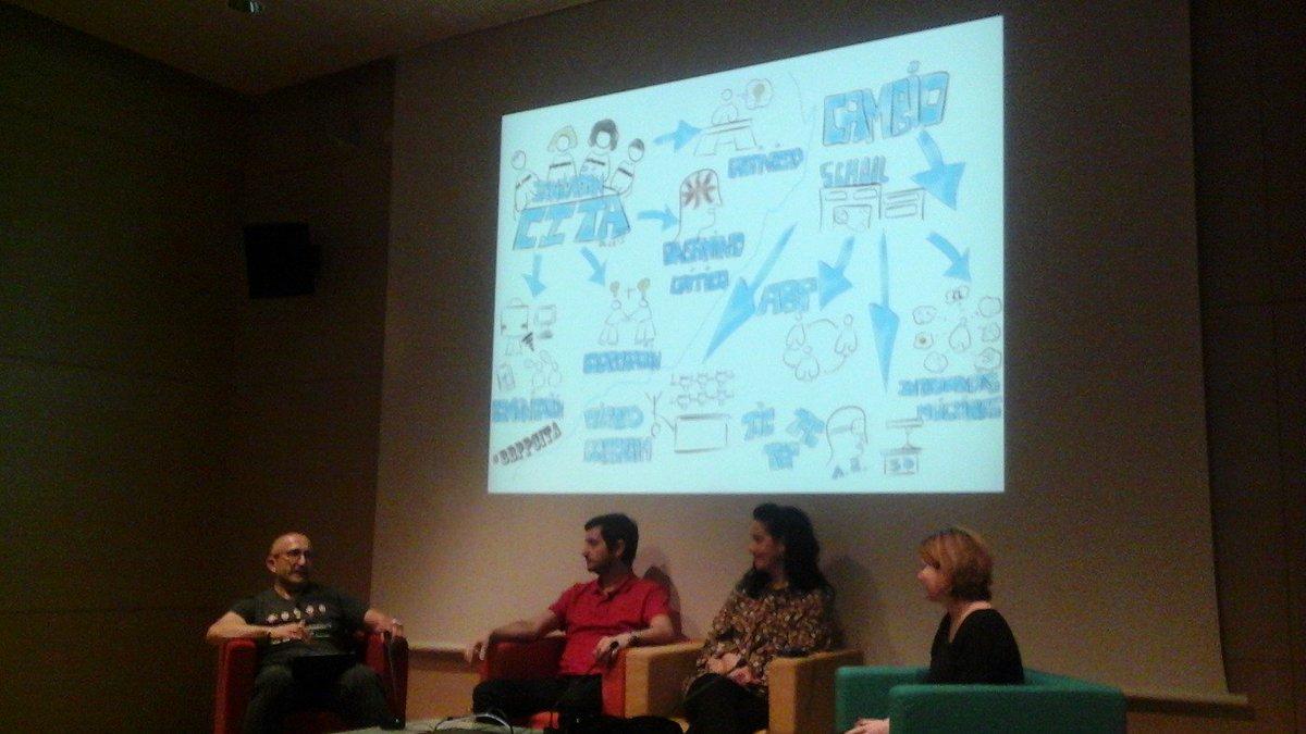 Pedazo de mesa redonda en el @citafgsr #BBPPcita con @AgoraAbierta @o_fragha @carmengo @flosflorum y @edulcoro https://t.co/WTv8HIyPph