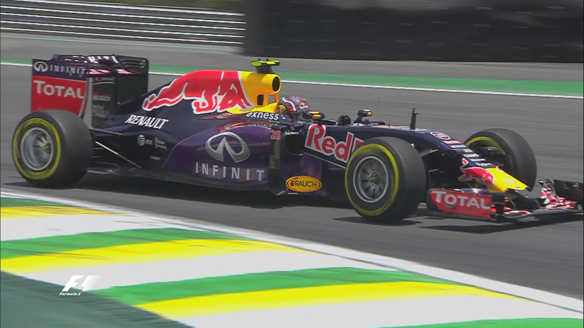 Росберг выиграл третью практику Гран-при Бразилии