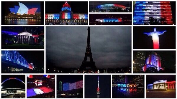 Darkness & Light #ParisAttacks https://t.co/fCxmQLSnOg