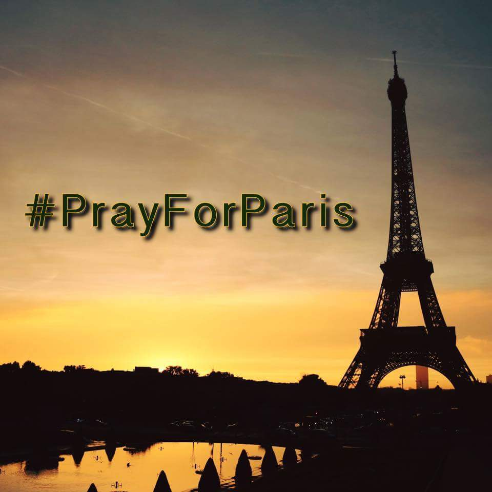 My thoughts are with the affected people and family of victims of paris attack. https://t.co/TIOzVo3RUI