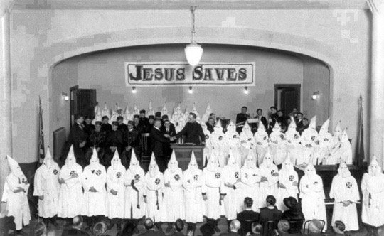 The Klan was never the face of Christianity.....don't let them make ISIS the face of Islam. https://t.co/uPK9O9uASt