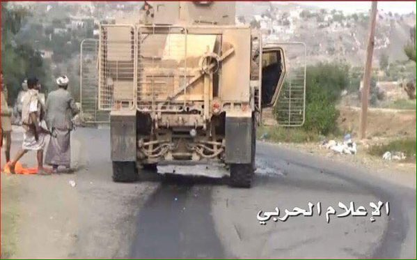 Conflicto en Yemen - Página 21 CTyTizbUcAAwHTz