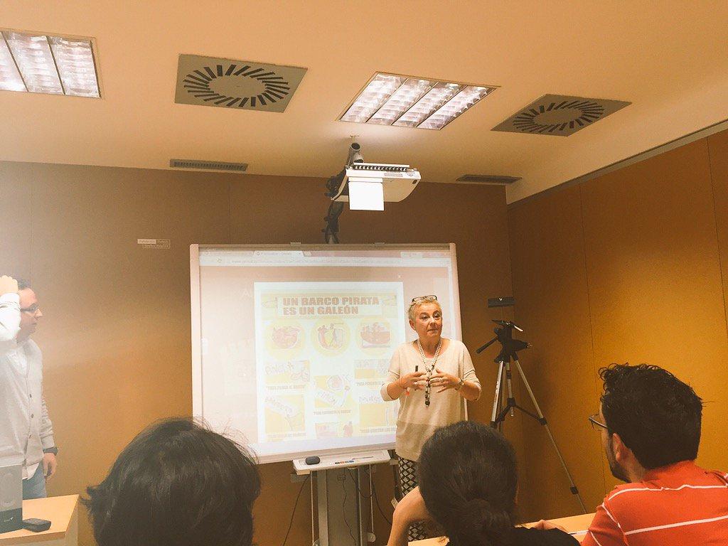 Presentación de nuestro proyecto @infoedugrafias en las #BBPPcita ¿os animáis a participar? #colaboración https://t.co/x0L7QRau3x