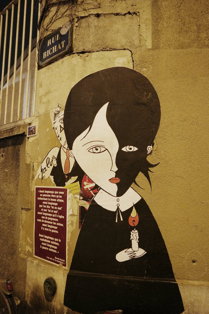 How One French Street Artist Has Helped His Country Heal