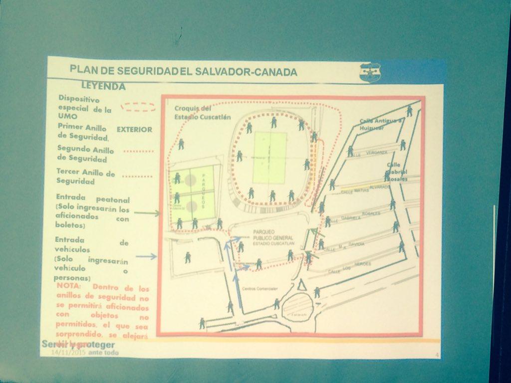 Rusia 2018: El Salvador vs Canada en el Cuscatlan el 17 de noviembre del 2015.  Informacion del juego. CTyrC_6VAAA8S_e