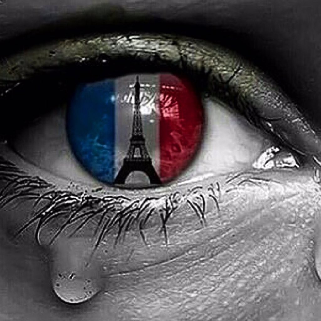 I Still can't believe what happened in #Paris