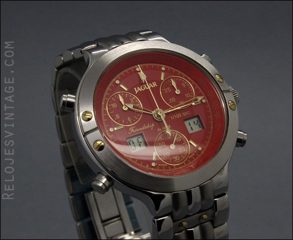 "vintage watch place on twitter: ""new old stock men #jaguar #anadigi"