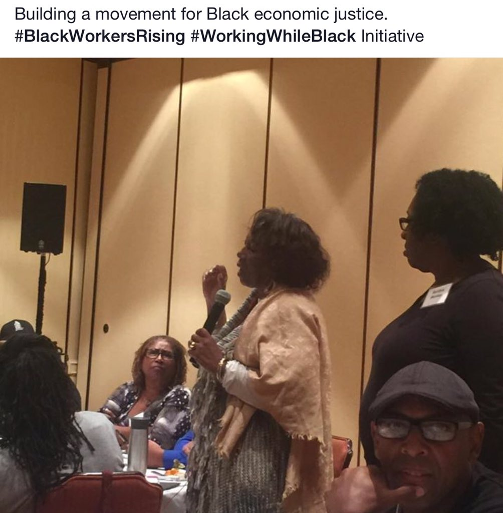 #BlackWorkersMatter #Blackfreedomdreams #BlackWorkersRising  The #WorkingWhileBlack Initiative https://t.co/ISbJSLp6rL