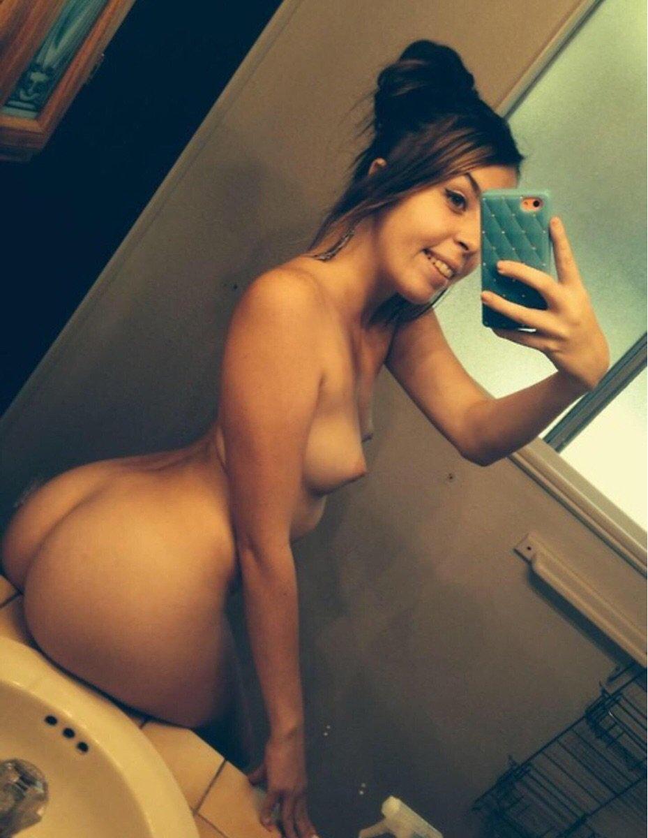 Nude self ass pics