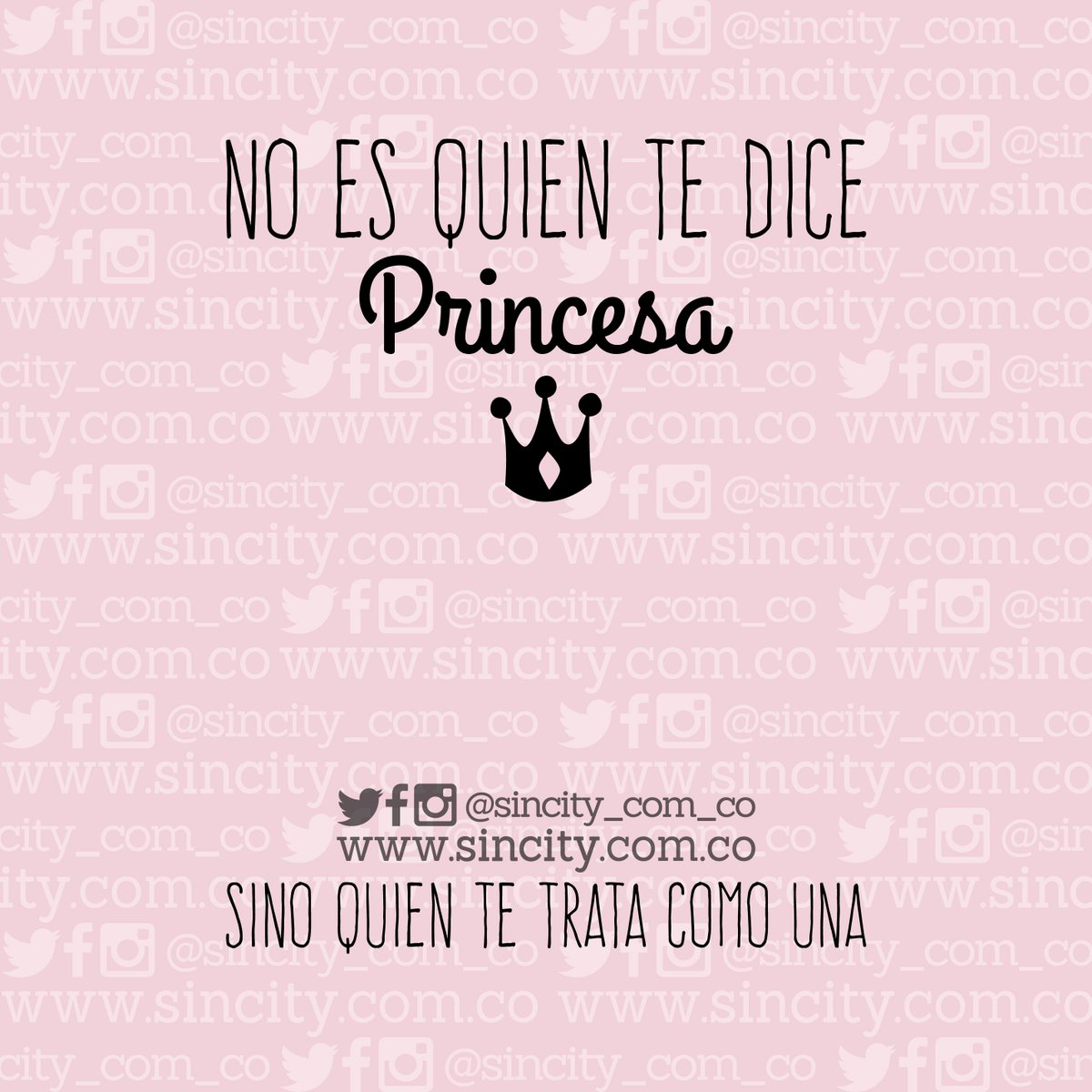 Sin City Na Twitteru Y Te Cuida Como Una