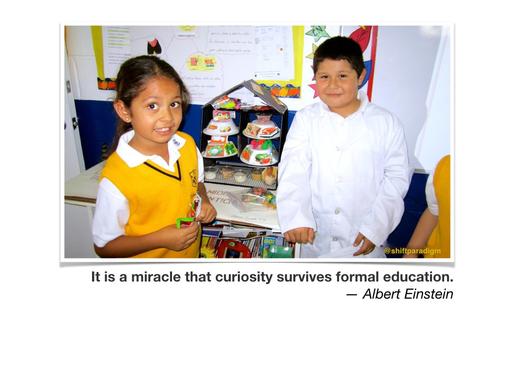 #1395 It is a miracle that curiosity survives formal education. — Albert Einstein  #aussieED https://t.co/Dzj4Rcljjc