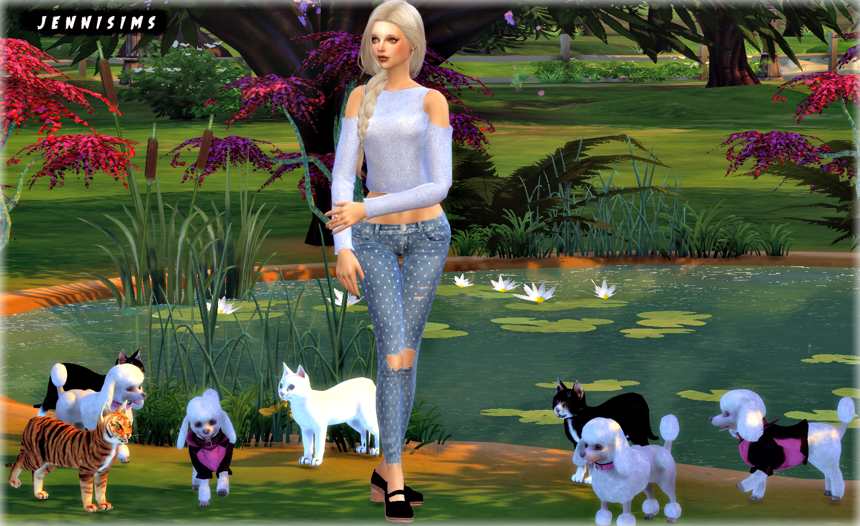 Uk Sims Cats And Dogs Release