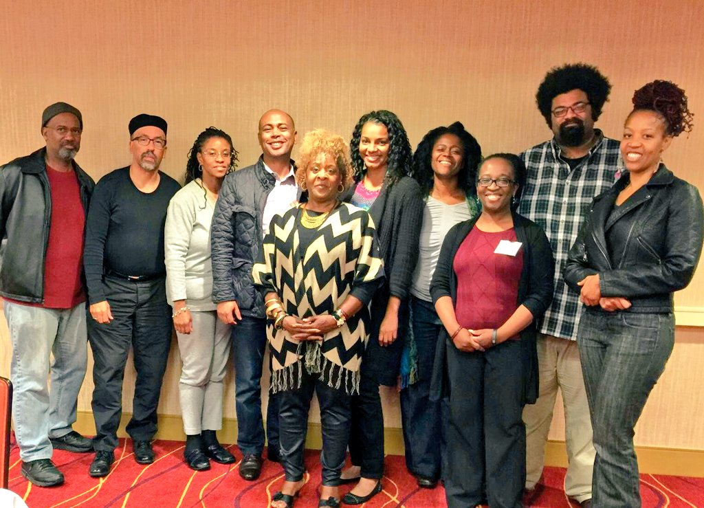 Special Shout to @Tefere_Gebre for meeting with @NBWCP #Blackfreedomdreams #BlackworkersMatter #prolabor  @LALabor https://t.co/aquRHLrC4y