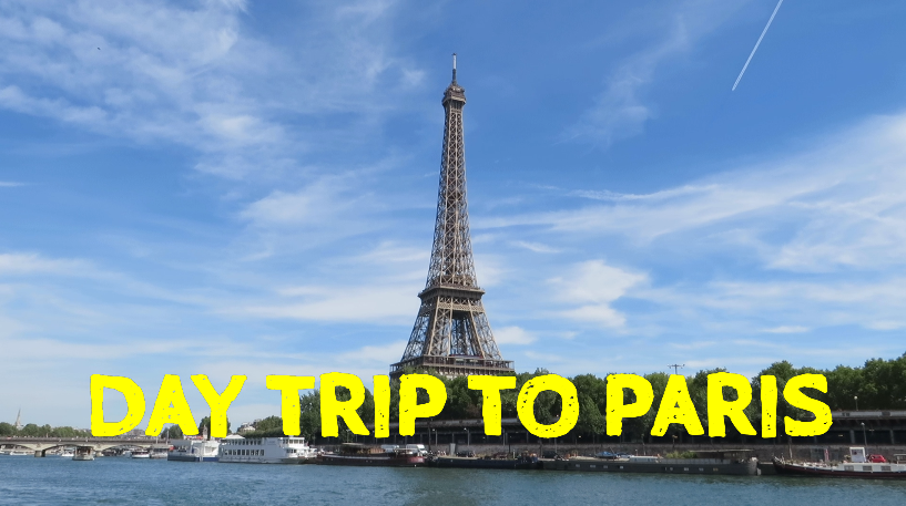 Day Trip To Paris, France